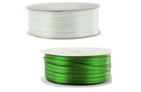 SATIN DOUBLE FACE RIBBON 3mm x 100m
